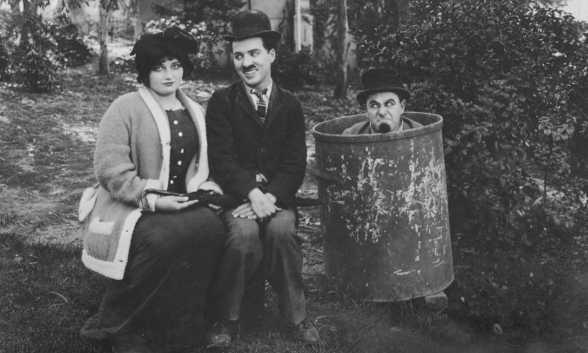 Charlot - The Keystone Comedies - Programme 1