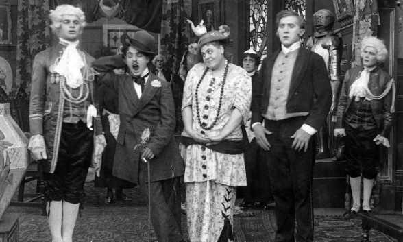 Charlot - The Keystone Comedies - Programme 4